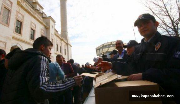 Adana Emniyeti şehitler için mevlit okuttu