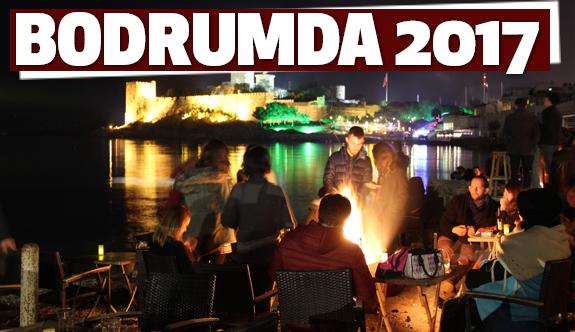 Bodrum'da 2017 Kutlamaları