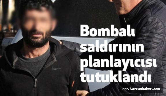 Bombalı saldırının planlayıcısı tutuklandı
