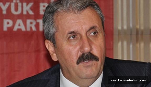Destici, PKK Hazırlık İçerisinde