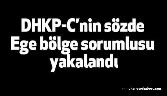 DHKP-C'nin sözde Ege bölge sorumlusu yakalandı