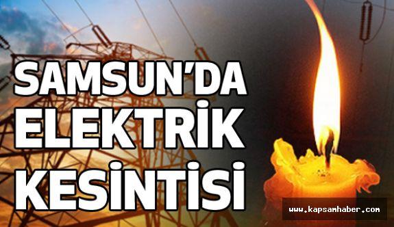 Elektrik Kesintisi...