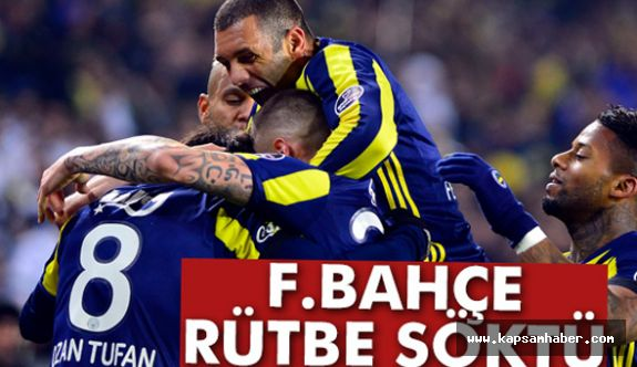 Fenerbahçe: 1 Başakşehir: 0