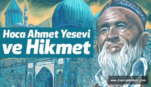 Hoca Ahmet Yesevi ve Hikmet