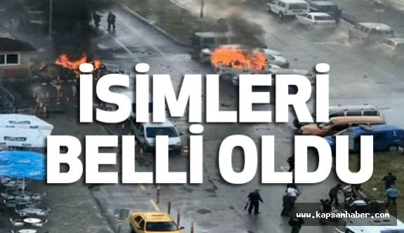 İzmir'deki saldırıda yaralananların isimleri belli oldu