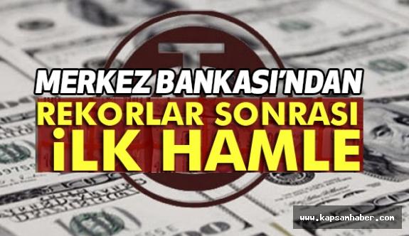Merkez Bankası'ndan Dolara 'Dur' Hamlesi