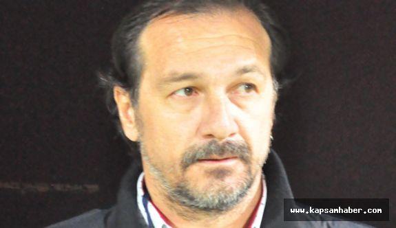 Mersin İdmanyurdu'nun Teknik Direktörü Yusuf Şimşek, istifa etti