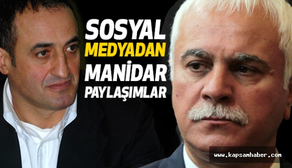 MHP'li Kaya ve Aydın'dan Manidar Mesaj