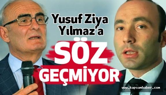 MHP'li Taner Tekin, Yusuf Ziya Yılmaz'a Söz Geçmiyor