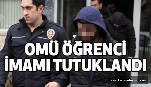 ÖMÜ'nün öğrenci imamı Tutuklandı