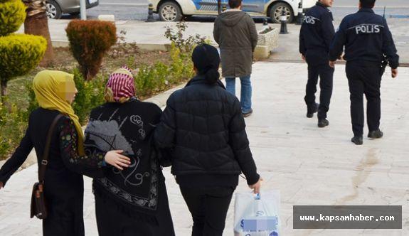 PKK ve FETÖ'den 3 tutuklama