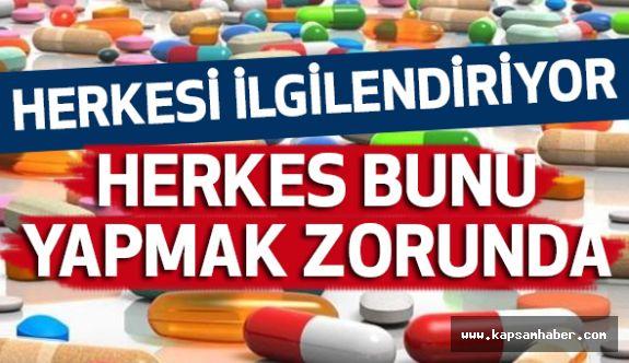 Sağlık Bakanından Gereksiz Antibiyotik Açıklaması