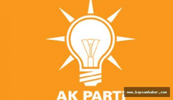 Samsun Ak Parti'de Deprem!