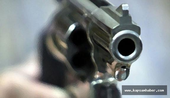 Samsun'da Silahlı rehine krizi