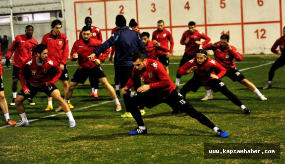 Samsunspor'un Yeni Transferleri idmanda