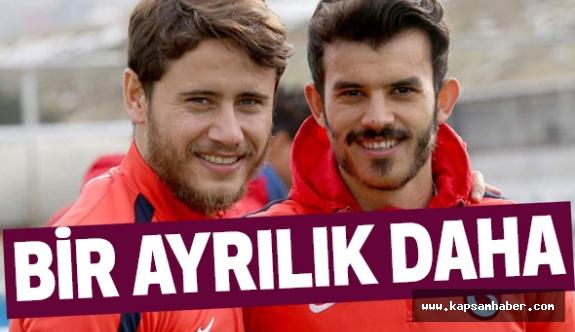 Trabzonspor'da Transfer Ayrılığı...