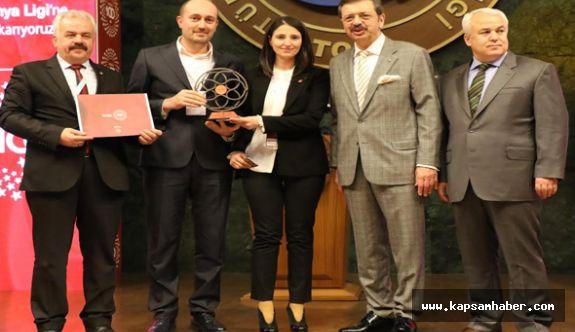 Türkiye'nin 100 aklarına ödül