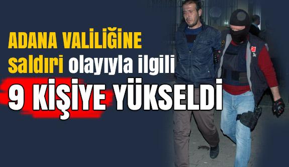 Adana Valiliğine Yönelik Saldırıyla ilgili Tutuklama