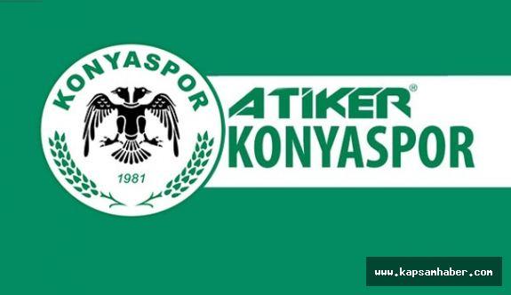 Atiker Konyaspor'dan Kocaman Açıklama