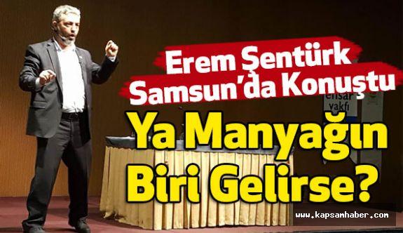 Erem Şentürk: 'Evlada devlet bırakma fırsatını kaçırıyorsunuz'