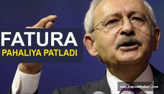 Kılıçdaroğlu, Türkmen'in istifasını istedi