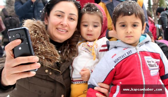 Mersin'in Kar Festivali...