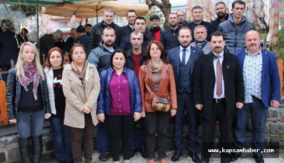 MHP Yunusemre İlçe Teşkilatı Çakıroğlu'nu Unutmadı