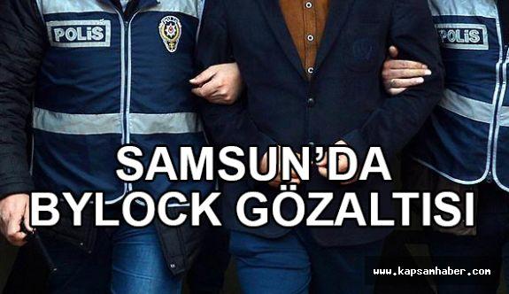 Samsun'da ByLock gözaltısı