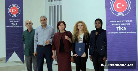 TİKA, Senegal'deki Türkçe Dil Merkezi Eğitime Hazır