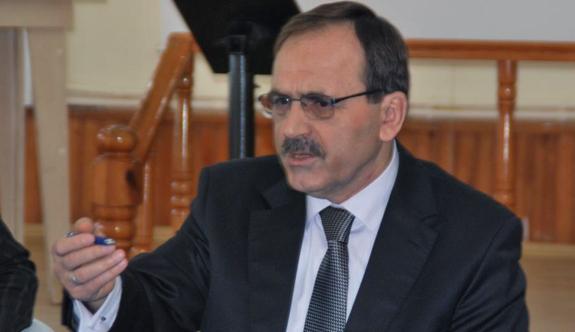 """Başkan Zihni Şahin: """"Tek derdimiz Türkiye"""""""