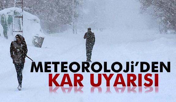Bugün hava durumu. Kar mı Geliyor?