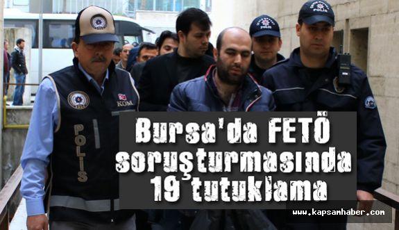 Bursa'da, Eğitim Kurumları'na Operasyon