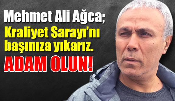 Mehmet Ali Ağca, Hollanda'ya Kafa Tuttu