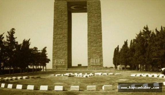 Samsun Valisi Şahin 18 Mart  Şehitler Gününü Kutladı