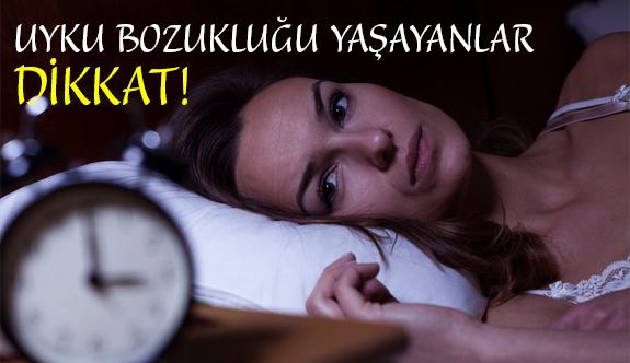 Uyku Bozukluğu Yaşayanlar Mutlaka Okumalı