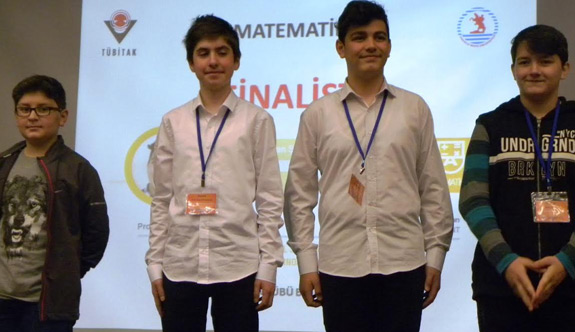 2017 yılı TÜBİTAK 11. Ortaokul Araştırma Projeleri Yarışmasına Samsun Damga Vurdu