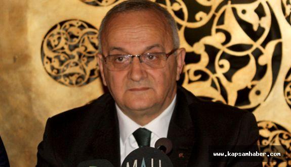 CHP'li Şahin Partisinden istifa etti