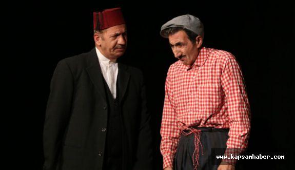 """Erzurum Şehir Tiyatrosu """"Bizim Konak""""  Türkiye Turnesinde"""