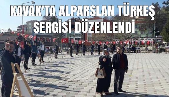 Kavak'ta Alparslan Türkeş Sergisi Düzenlendi