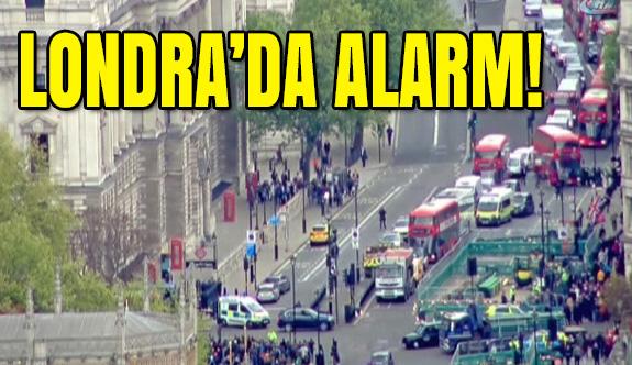 Londra Alarma Geçti!