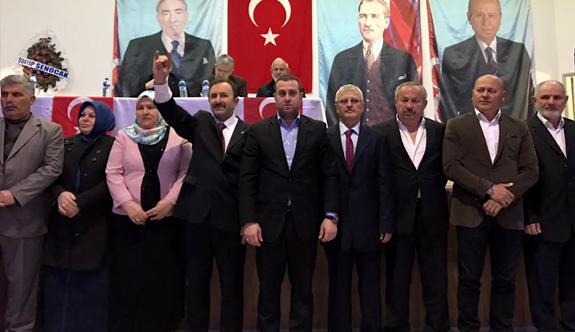 MHP 19 Mayıs Kongresi tamamlandı