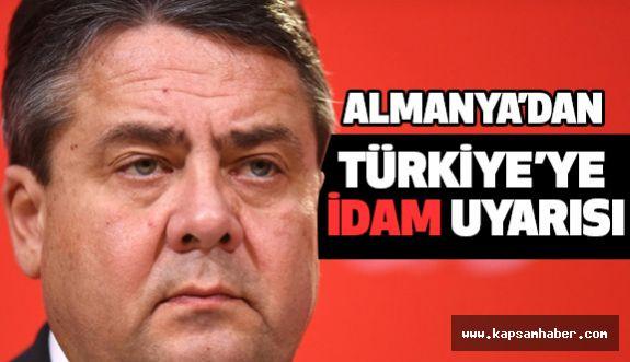Türkiye'ye 'idam' uyarısı!
