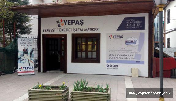 YEPAŞ Serbest Tüketici İşlem Merkezi Açtı