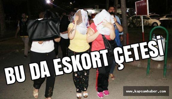 Adana ve Samsun Merkezli Eskort çetesine operasyon