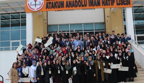 Atakum Aihl Öğrencileri,İlk Mun Konferansını Düzenledi