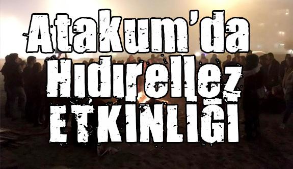 CHP Gençlik Atakum'da Hıdırellez'i Kutladı