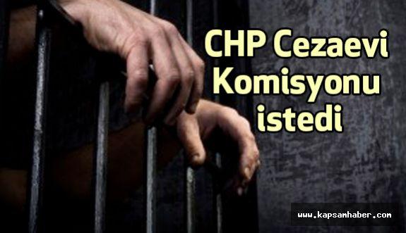 CHP'li Ağbaba, Hasta Mahkumlar için Meclis araştırması istedi