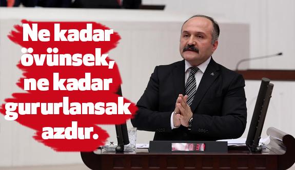 Erhan Usta Meclis Kürsüsünde 19 Mayıs'ı konuştu