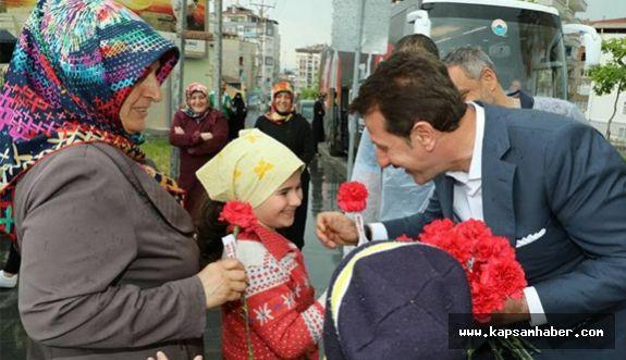 İlkadımlı Bayanlara Çanakkale ve Bursa Gezisi