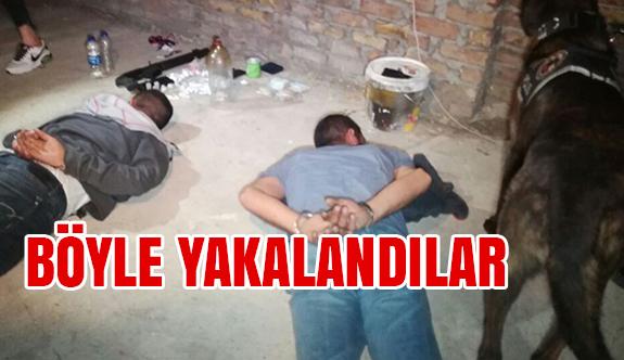 İstanbul'da Helikopter Destekli Büyük Operasyon